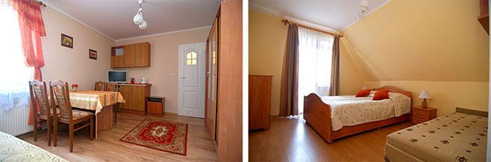 miodowepiaski_apartamenty_poddabie_dwa_pokoje Poddąbie Miodowe Piaski - apartamenty 2 pokojowe